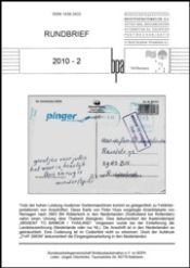 Rundbrief 02 2010 Arge Briefpostautomation
